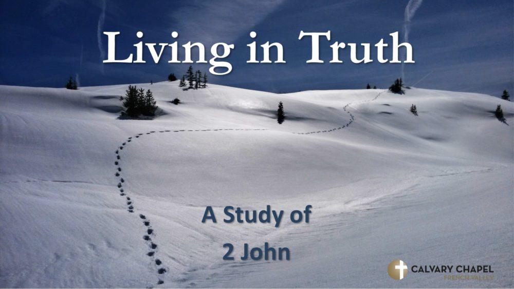 2 John - Living in Truth