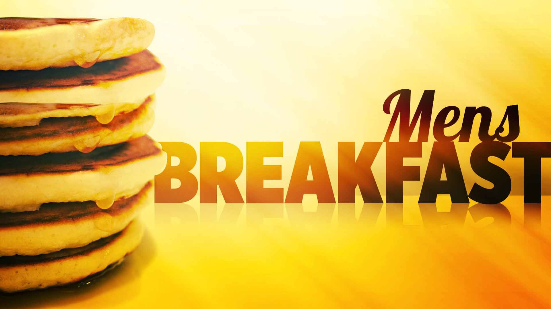 Men's Breakfast image
