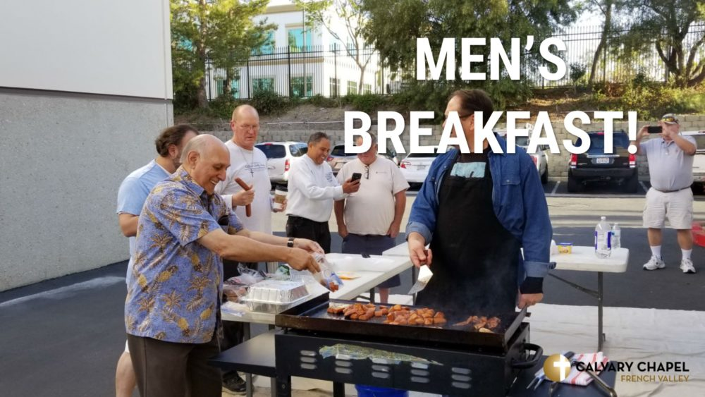 Men\'s Breakfast