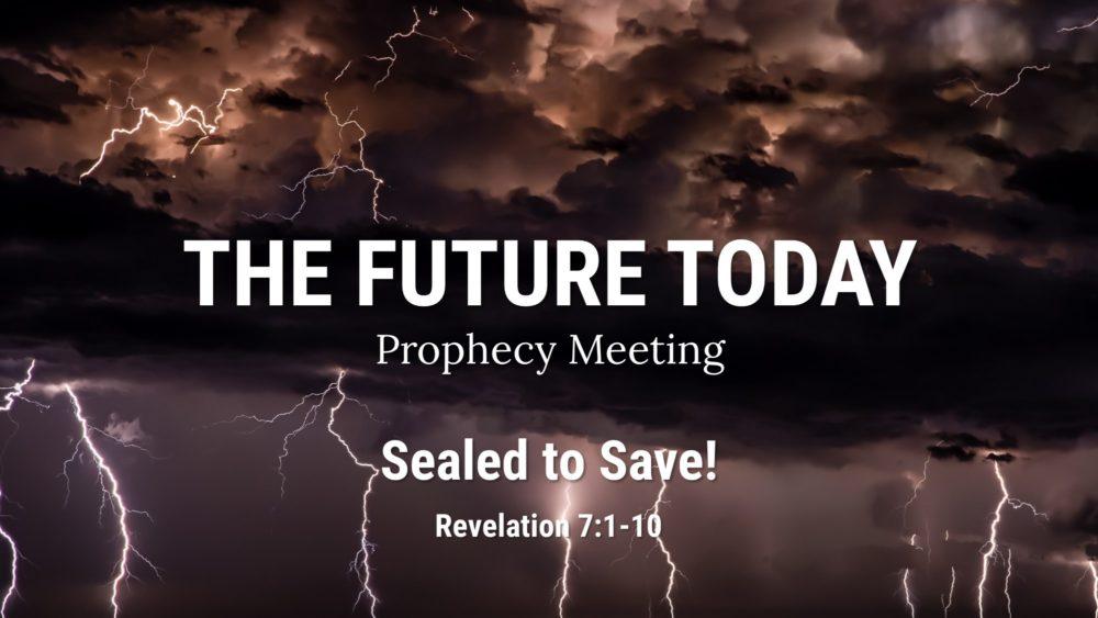 The 144,000! Revelation 7