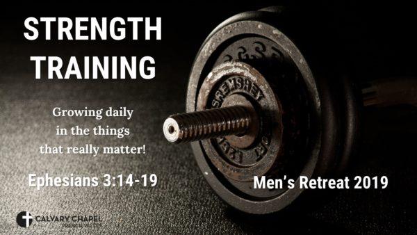 Strength Training Retreat