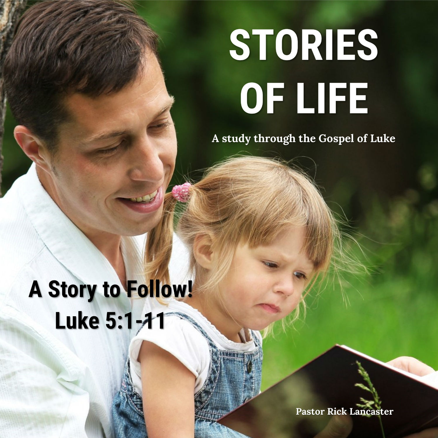 A Story to Follow! – Luke 5:1-11 Image